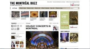 The Montreal Buzz