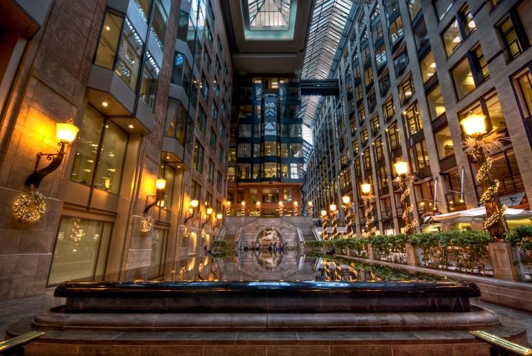 Le Centre de Commerce Mondial de Montréal
