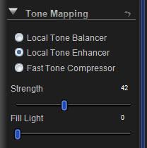 Local Tone Enhancer