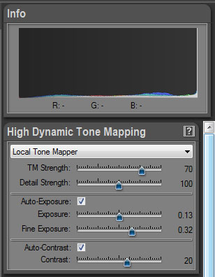 Local Tone Mapping
