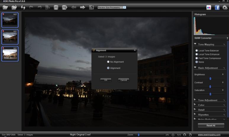 Opening Image Files
