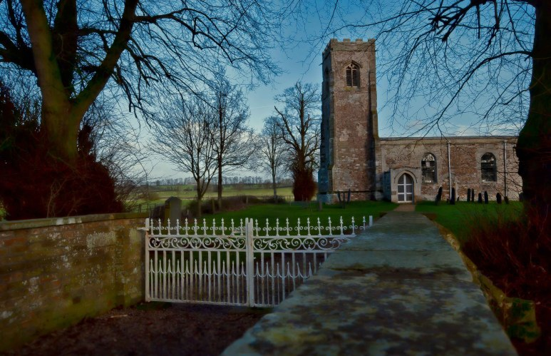 Wistow Church Leicestershire