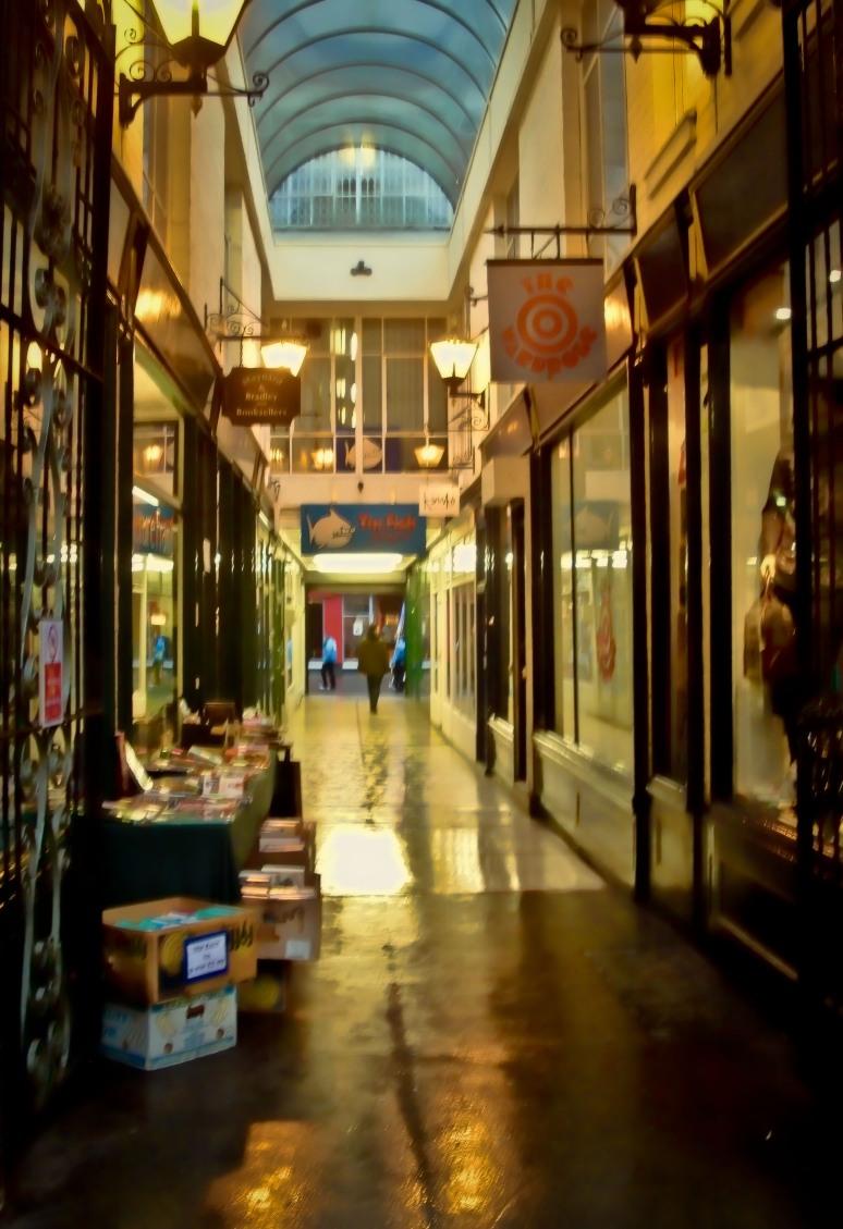 Saint martin's Arcade Leicester