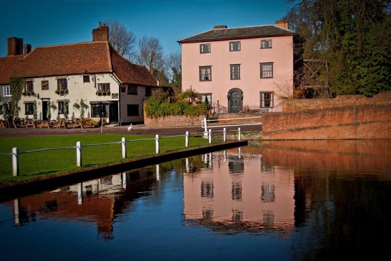 The Fox Inn Finchingfield Essex
