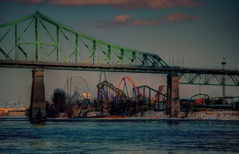 La Ronde Amusement Park, Montreal
