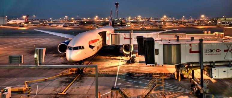 British Airways Terminal 5 Heathrow Departure Gate