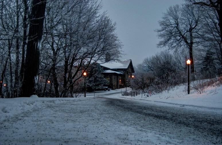 Kondiaronk Chalet, Mont Royal