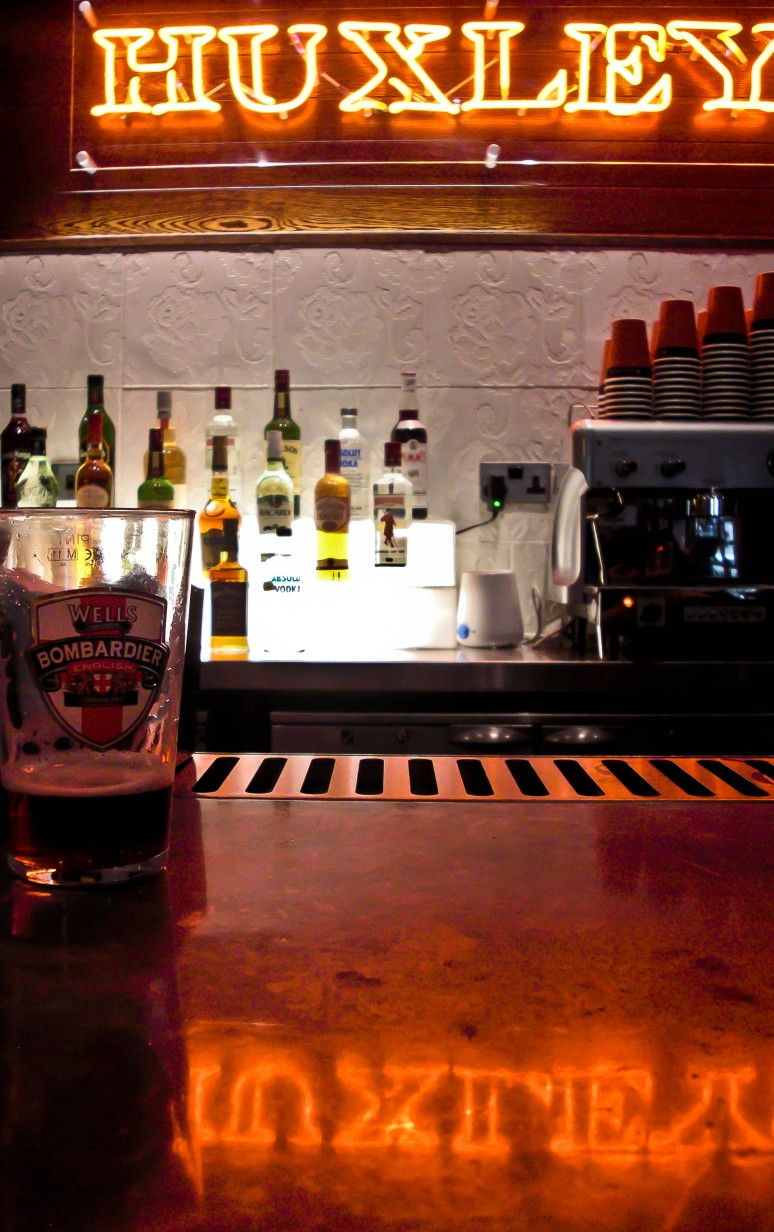 Huxley's Bar, Terminal 5 Heathrow