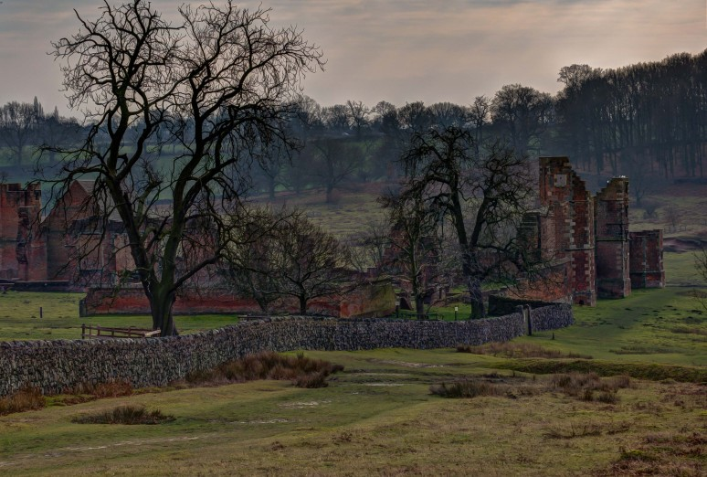 Lady Jane Grey's House, Bradgate Park, Leicestershire