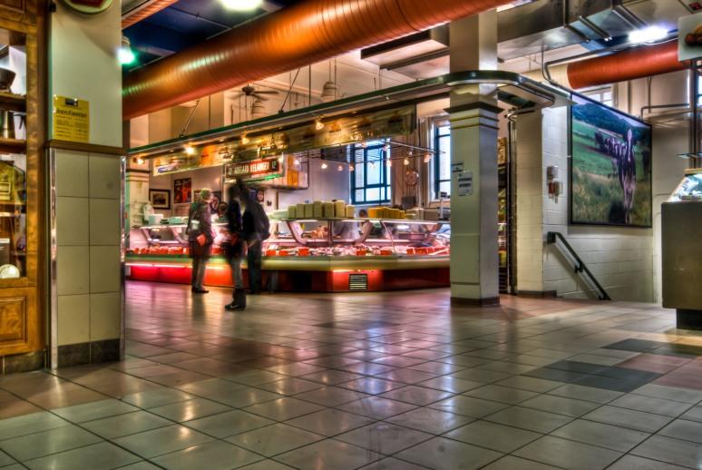 Inside Atwater Market