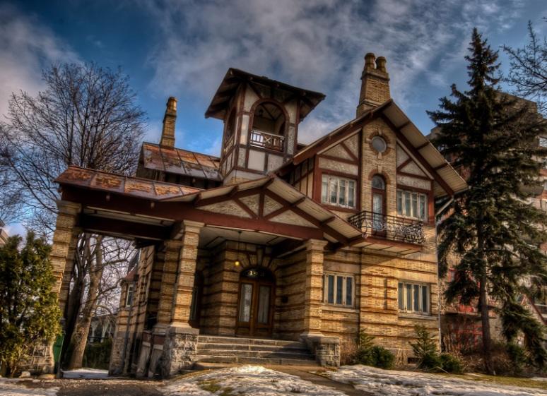 House on chemin de la Sainte Catherine