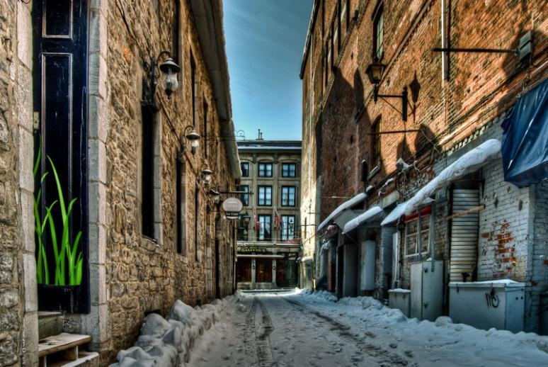 Rue Saint Amable