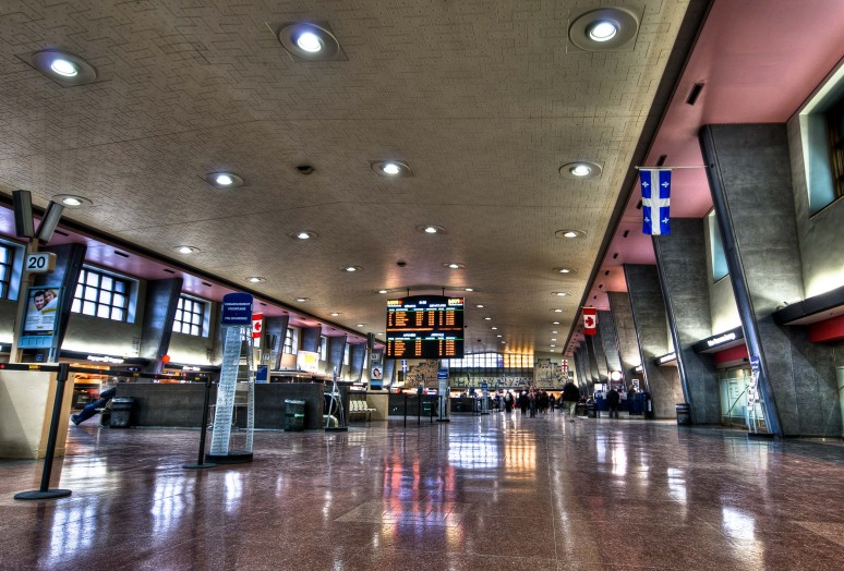 Central Railway Station, Montreal