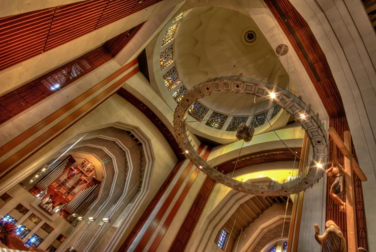 Saint Joseph's Oratory Basilica dome