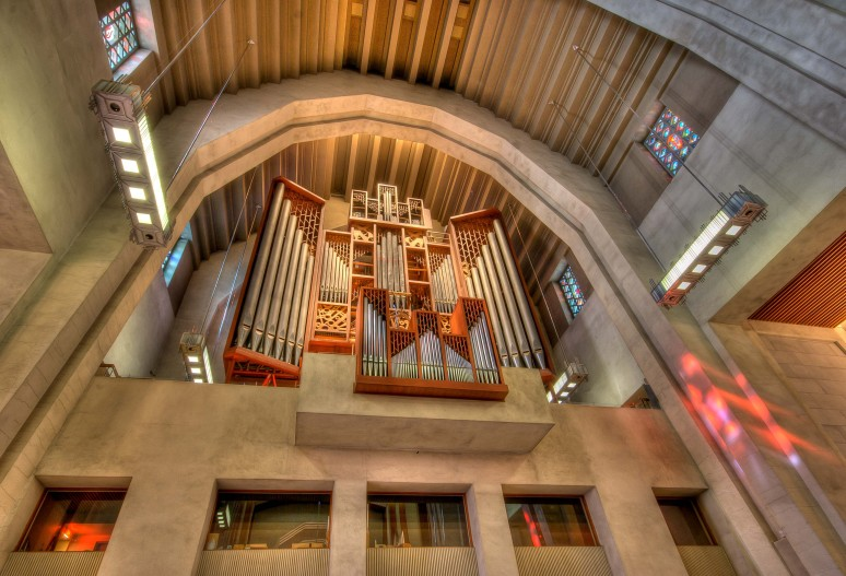 Beckerath great organ