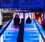 Urban Milk Slide - Montréal en Lumière (MEL)