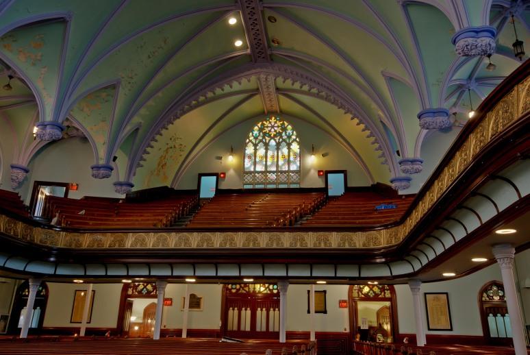 Saint James United Church