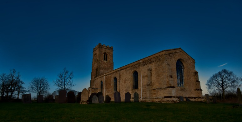 Saint Wistans church  Wistow Leicestershire