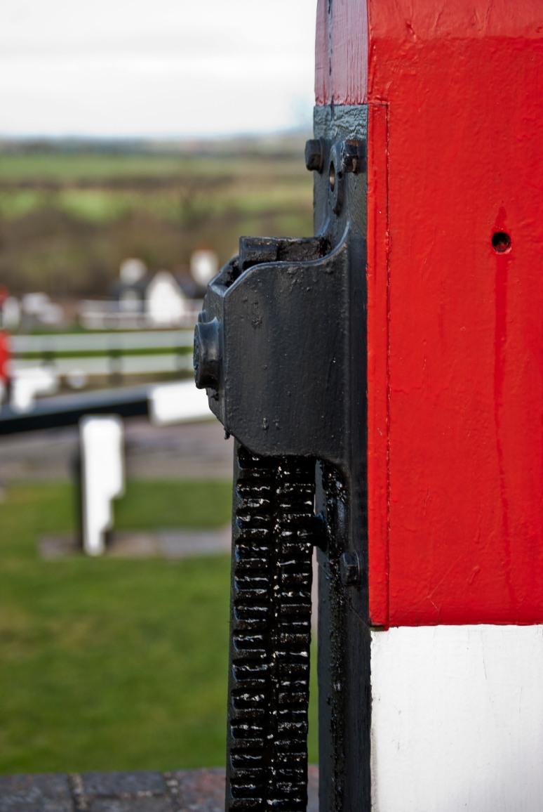 Lock Gate opener