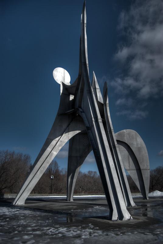 Man by Alexander Calder