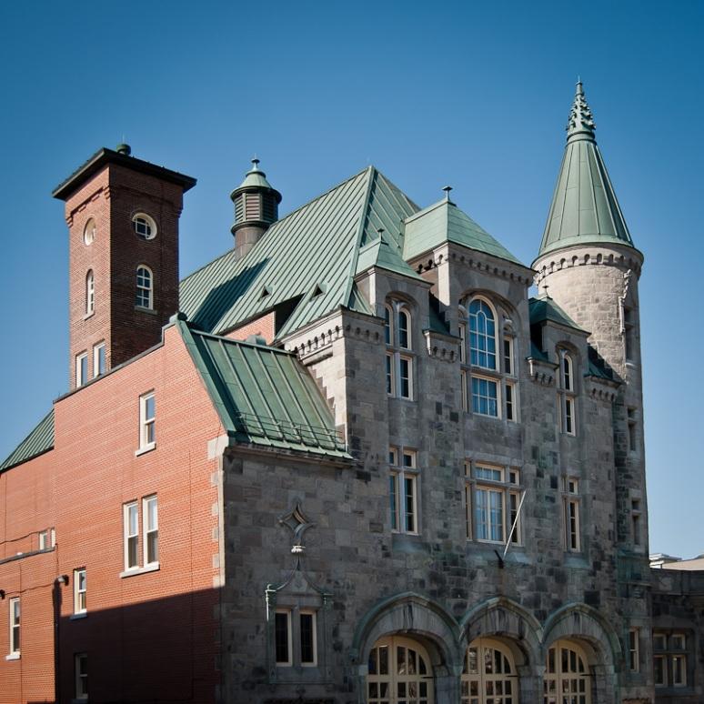 The Musée des Pompiers Auxiliaires de Montréal