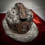 Old Fire helmet
