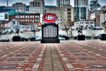 Canadiens fans inscribed commemorative bricks