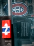 Canadiens retired jersey monument