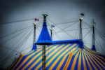 Cirque du Soleil Big Top for the Montreal Amaluna show
