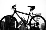 Urban mountain bike