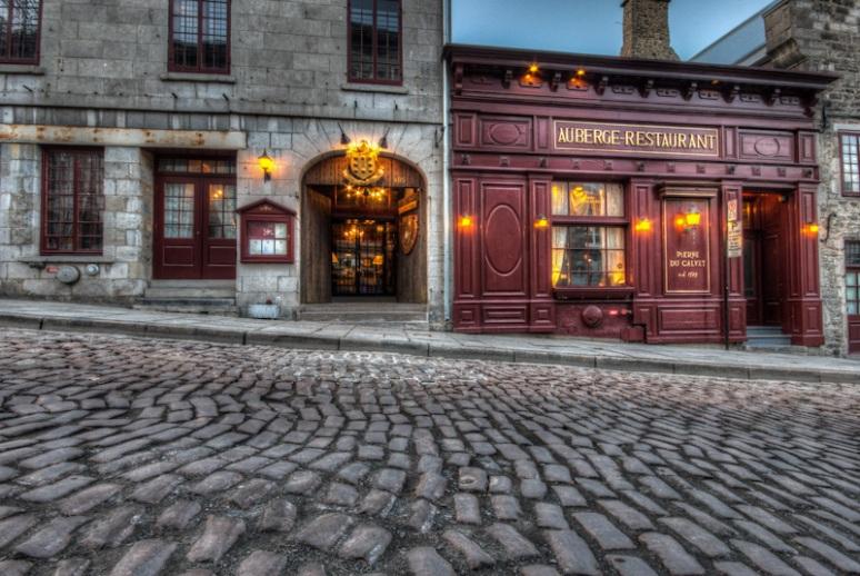 Pierre du Calvet Auberge Restaurant