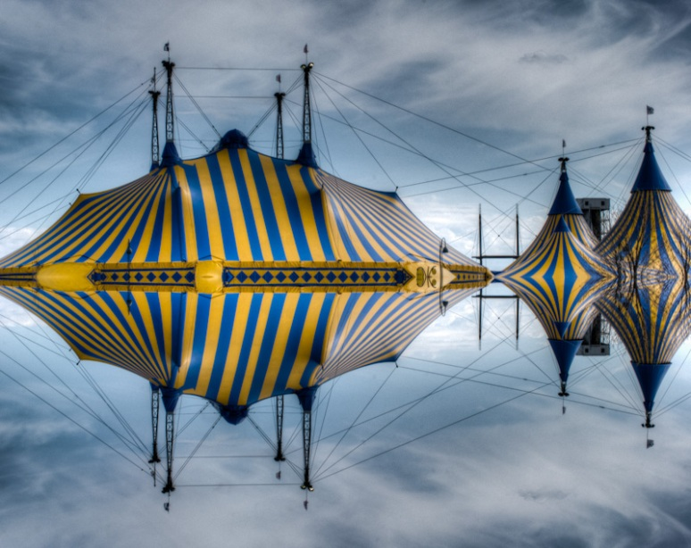 Cirque du Soleil Big Top floats into Montreal