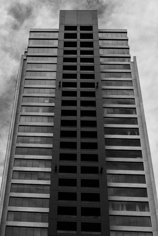 Hilton Garden Inn front Zipper