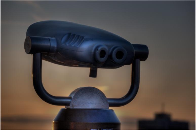 Hi Spy Viewing machine