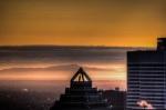Montreal at sunrise