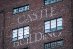 Castle Building sign