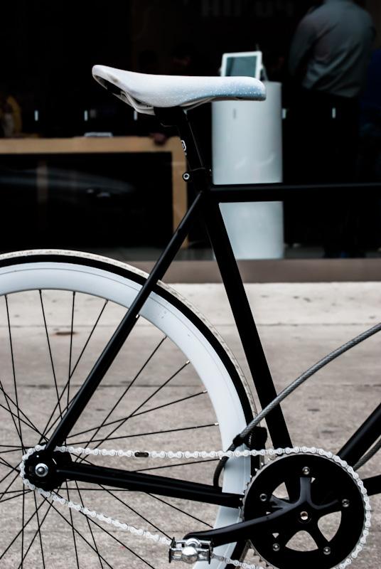 Apple bike