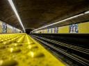 Joliette metro station platform