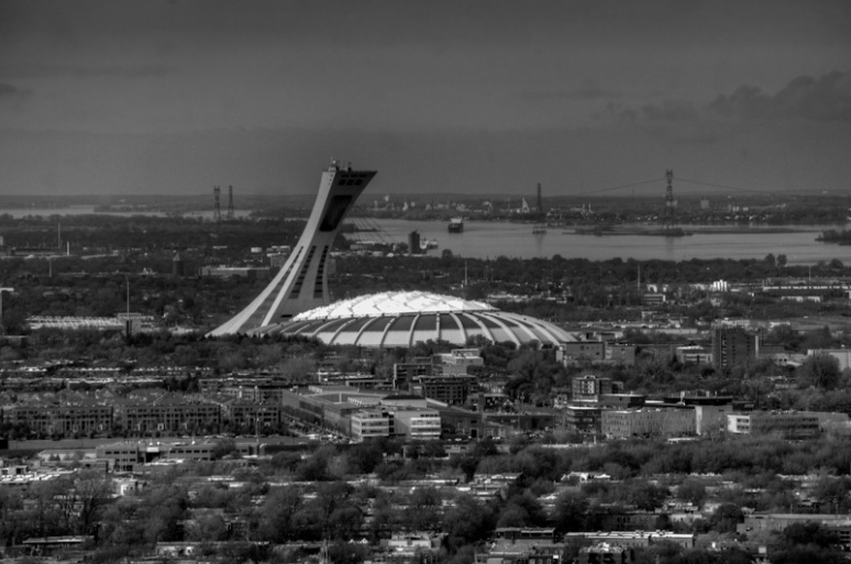 The Big O from Mount Royal