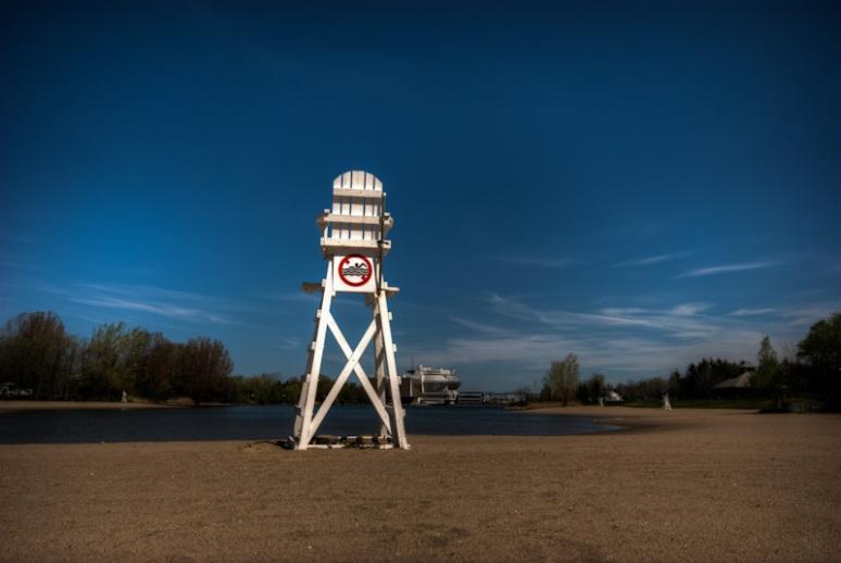 Parc Jean-Drapeau Beach