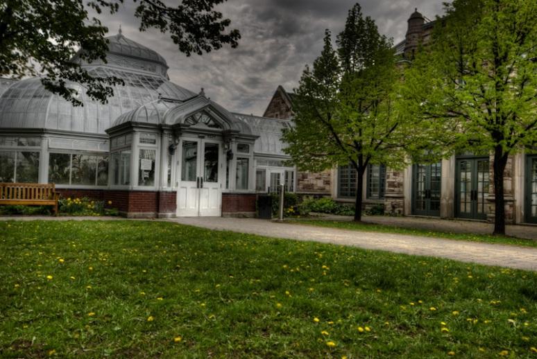 Westmount Park Conservatory