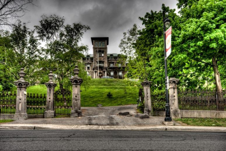 The Allan Memorial Institute
