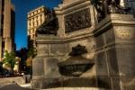 Maisonneuve Monument Mascaron