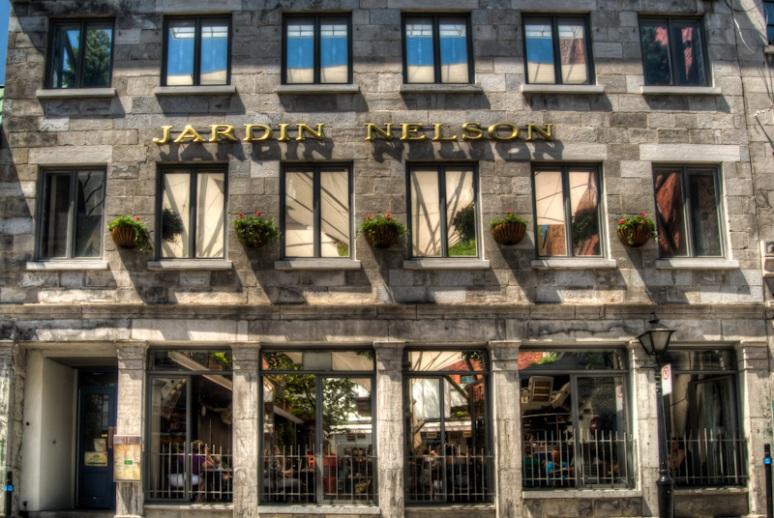 Jardin Nelson Restaurant