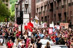 May 22 Montreal Student March