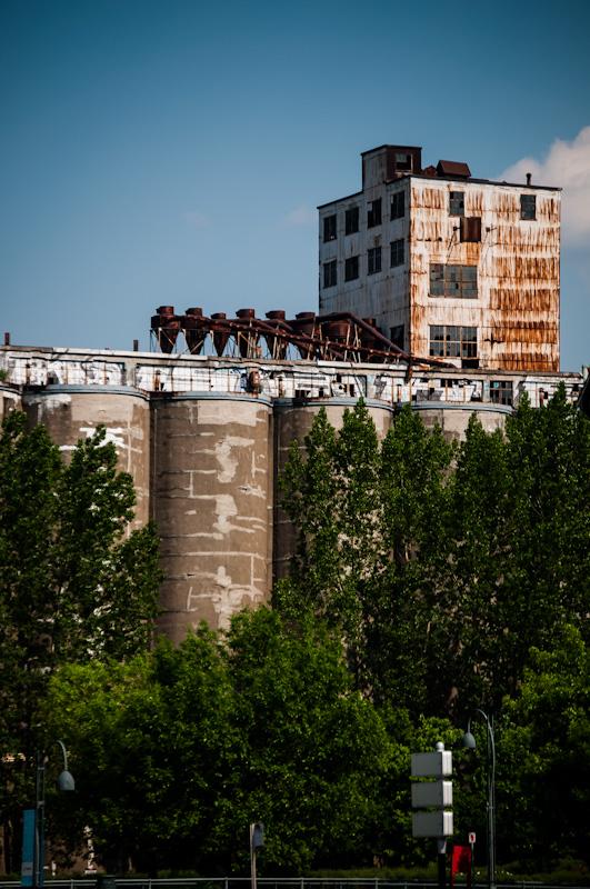 Silo #5 grain elevator