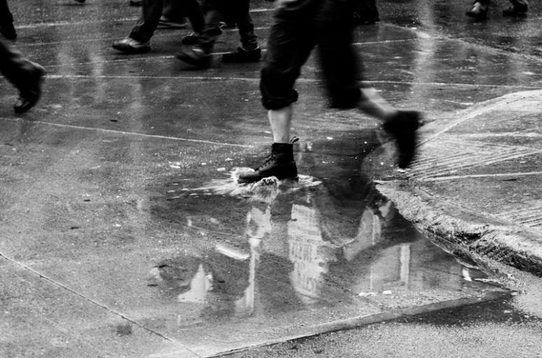 A wet demo