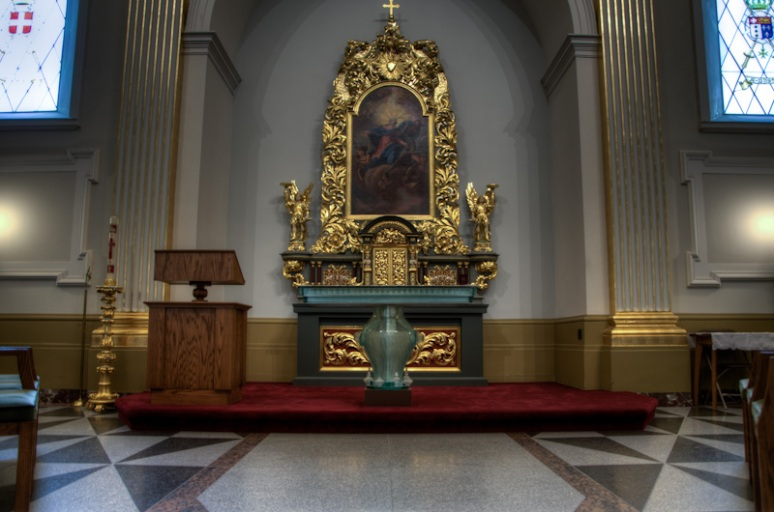 The Chapel of the Assumption