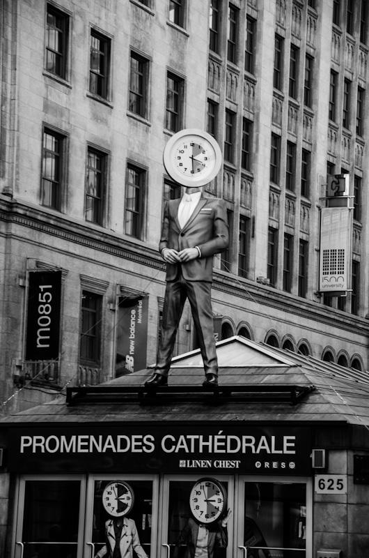 Clock Man