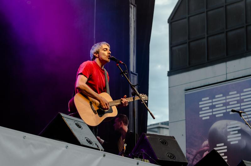 Daran at the 2012 FrancoFolies